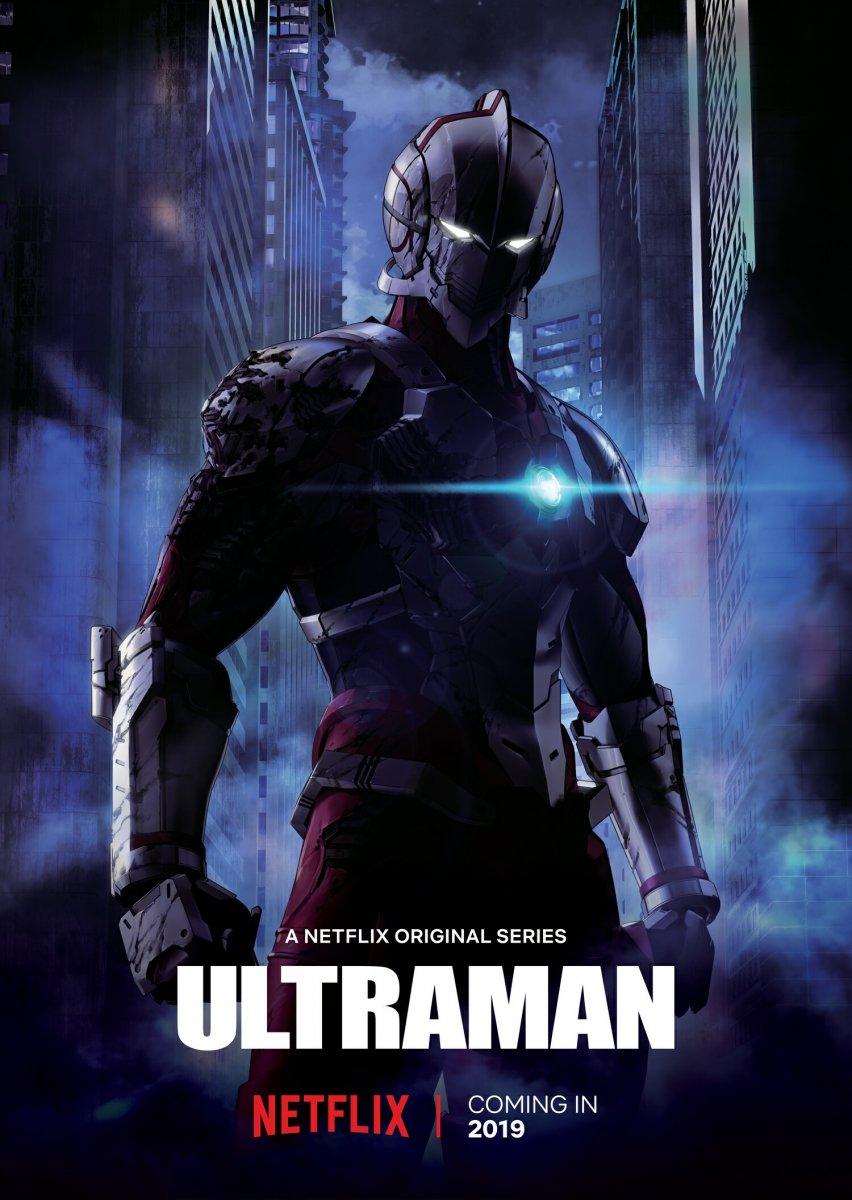 Netflix Announces New Anime Series