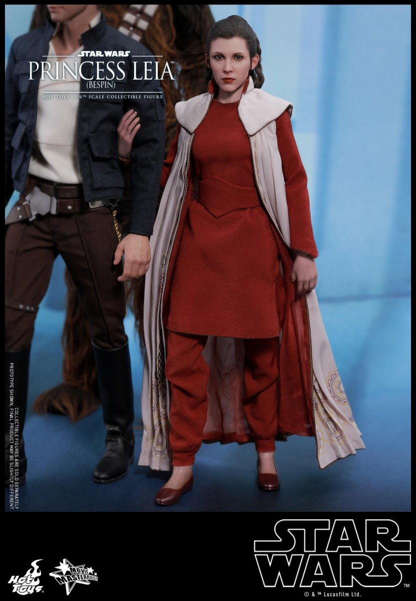 Star Wars The Empire Strikes Back 1 6th Scale Bespin Gown