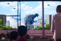 Godzilla 2001 Class is cancelled for today.jpg