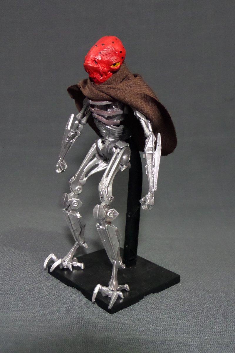 COMMANDER KARBIN FROM STAR WARS COMICS - Custom Figures