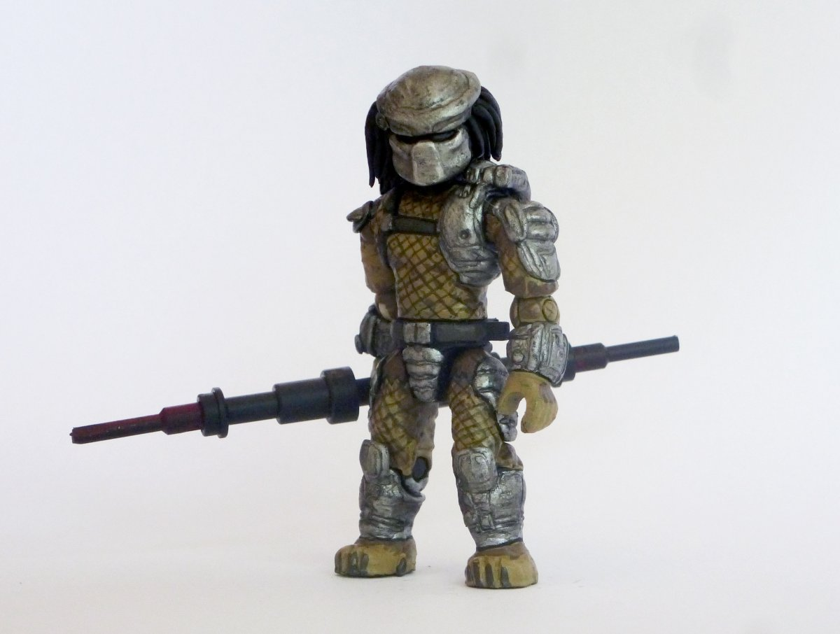 Mega Costrux Predator - Custom Figures - Toy Fans Community