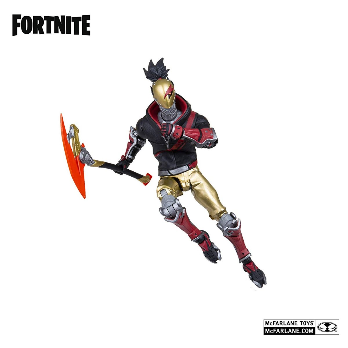 Mcfarlane Toys Fortnite Red Strike And The Ice King 7